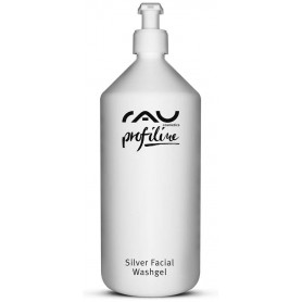 """RAU Silver Facial Washgel"" 1 Liters PROFILINE"