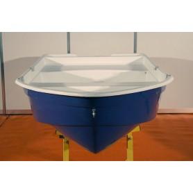 AMBER 360 лодка
