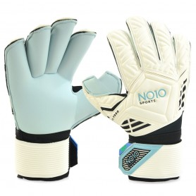 Football goalkeeper gloves NO10 PRO7000 AQUA