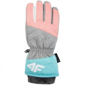 4F RED003 gloves