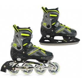 Skates for Kids MICO FLOS BOY 2in1