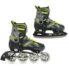Skates for Kids MICO FLOS BOY 2in1