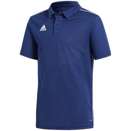 Adidas CORE 18 POLO JR T-krekls