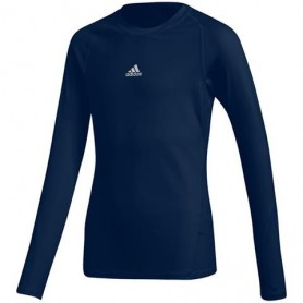 Kids sport T-Shirt Adidas Alphaskin LS TEE JR