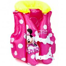 Bērnu piepūšamā veste Aqua-speed Minnie 3-6