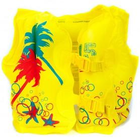 Bērnu piepūšamā veste Aqua-speed Tropical 3-6