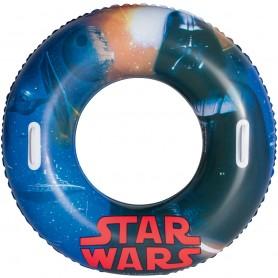 Надувное детское кольцо BESTWAY STAR WARS 91см