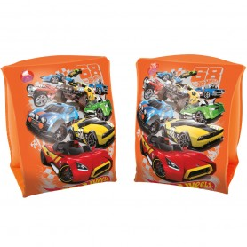 Inflatable sleeves BESTWAY HOT WHEELS 23x15cm