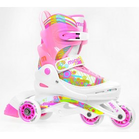 MICO FUNNY GIRL Детские роликовые коньки