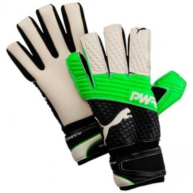 Football goalkeeper gloves Puma Evo Power Grip 2.3