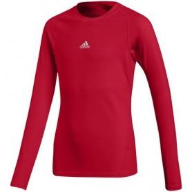 Bērnu sporta krekls Adidas Alphaskin Sport LS Tee