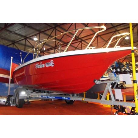 AMBER 510E boat