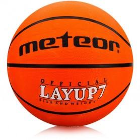 METEOR LAYUP size 7 basketbola bumba