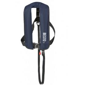 165N Navy BESTO Auto Inflatable lifejacket