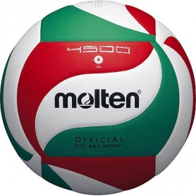 Molten V4M4500 size 4 volleyball ball