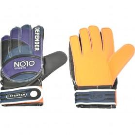 Футбольные вратарские перчатки NO10 Defender