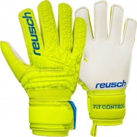 Детские футбольные вратарские перчатки Reusch Fit Control SG