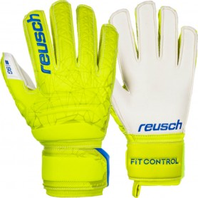 Children football goalkeeper gloves Reusch Fit Control SG