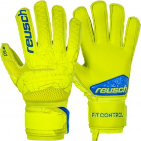 Football goalkeeper gloves Reusch Fit Control SG
