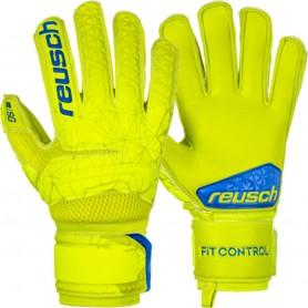 Футбольные вратарские перчатки Reusch Fit Control SG