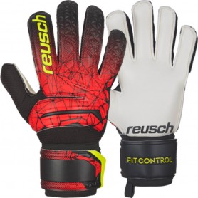 Football goalkeeper gloves Reusch Fit Control SD