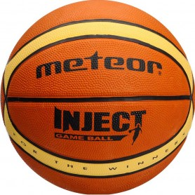 Meteor Inject 14 Paneli basketball ball