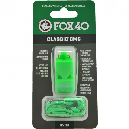 Svilpe FOX 40 Classic CMG