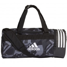 Adidas Convertible 3 Stripes Duffel Bag S sporta soma