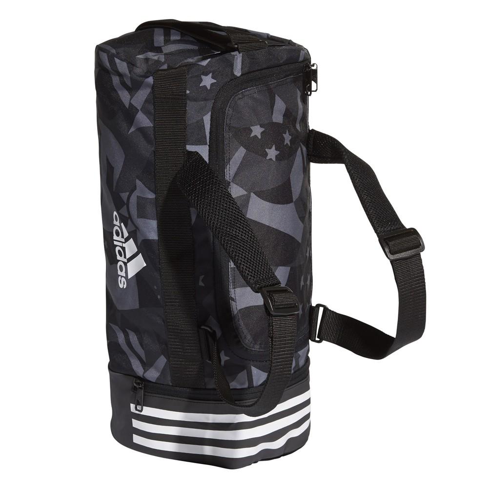411a09ec4 Adidas Convertible 3 Stripes Duffel Bag S sport bag