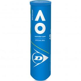 Dunlop Australian Open 4 шт теннисный мяч