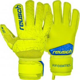 Football goalkeeper gloves Reusch Fit Control SG Extra