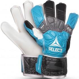 Football goalkeeper gloves Select 22 Flexi Grip Flat Cut 2019