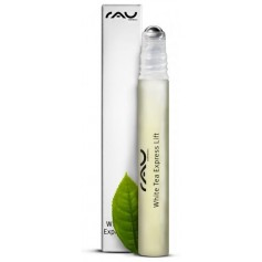 """RAU White Tea Express Lift Roll-On"" Gentle anti-aging gel"