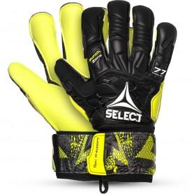 Football goalkeeper gloves Select 77 Super Grip Hyla Cut