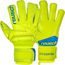 Futbola vārtsargu cimdi Reusch Fit Control S1 Evolution