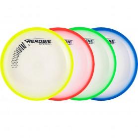 Frisbija disks Aerobie Superdisc 4 krasas