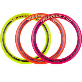 Frisbee Aerobie Pro Big 3 colors