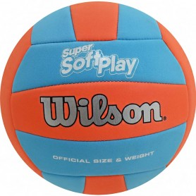 Wilson Super Soft Play VB Orblu волейбольный мяч