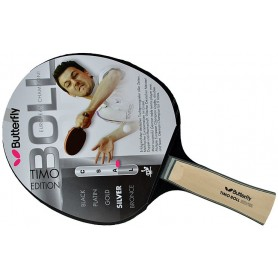 Table tennis racket BUTTERFLY TIMO BOLL SILVER