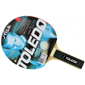 Table tennis racket STIGA TOLEDO