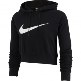 Nike W Swoosh Hoodie Crop FT women sports jacket