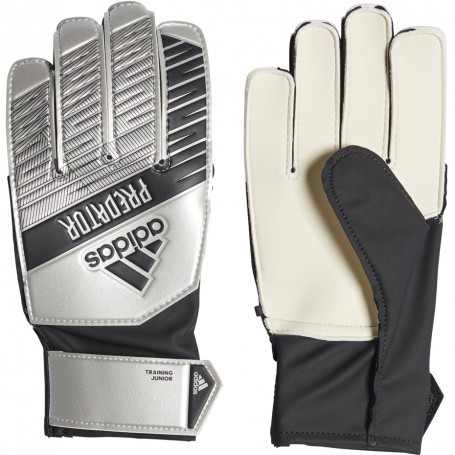 Children football goalkeeper gloves Adidas Predator Training