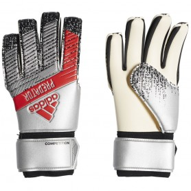 Football goalkeeper gloves Adidas Predator Competition