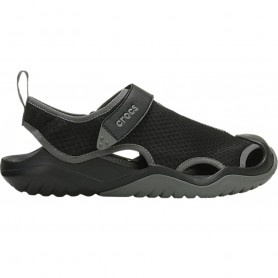 Men's Shoes Crocs Swiftwater Mesh Deck Sandal