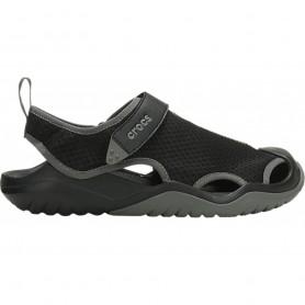 Vīriešu apavi Crocs Swiftwater Mesh Deck Sandal