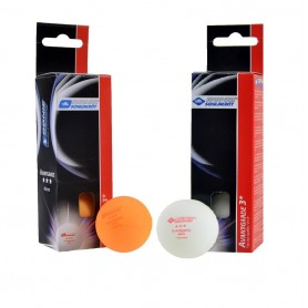 Table tennis balls DONIC AVANGARDE 3*** 3 pcs