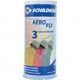 Aero Fly Badminton flounces 3pcs.