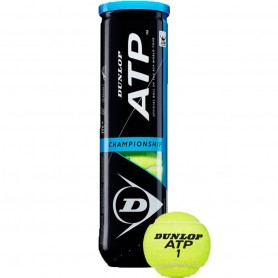Dunlop Championship 4 pcs tennis ball