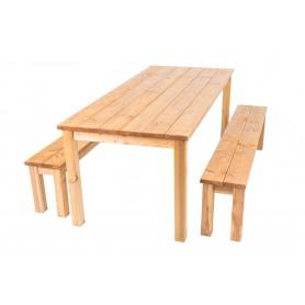 "Table-set ""Cesis"""