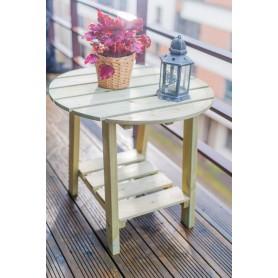 """Маленький балконный столик """"Рига"""""""